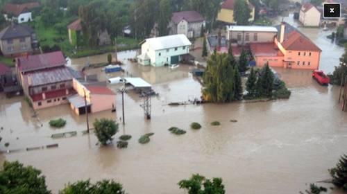 Povodnova Mapa Dozna Zmen Opojisteni Cz